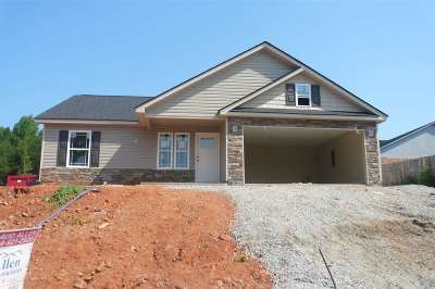 Inman Single Family Home For Sale: 150 Harvest Ridge Dr