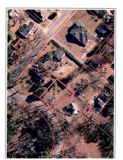 Spartanburg Residential Lots & Land For Sale: S 177 Cleveland Park Drive