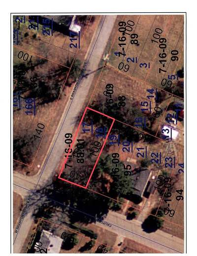 Spartanburg Residential Lots & Land For Sale: Lots 17 & 18 California Boulevard