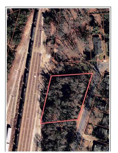 Spartanburg Residential Lots & Land For Sale: W. Hampton Ave. & Timothy St.