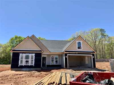 Duncan Single Family Home For Sale: 245 Creekside Farms Way Lot 11