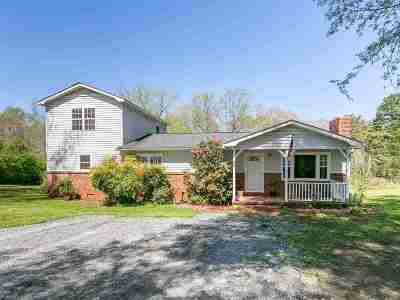 Inman Single Family Home For Sale: 136 Colony Pike Rd