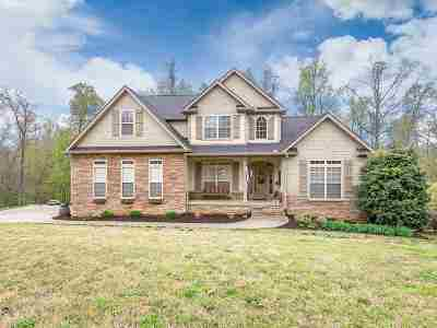 Taylors Single Family Home For Sale: 205 Pleasantwater Ct
