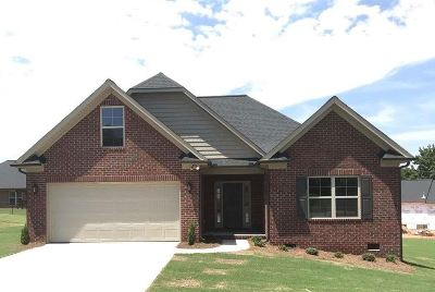 Inman Single Family Home For Sale: E 337 Story Bush Lane