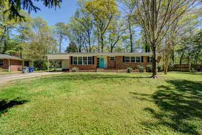 Spartanburg Single Family Home For Sale: 116 Greenbriar Rd