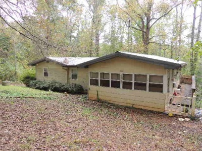 Inman Mobile Home For Sale: 570 Narrow Circle