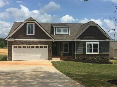Lyman Single Family Home For Sale: 31 To Rest Street
