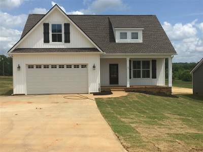 Lyman Single Family Home For Sale: 27 To Rest Street