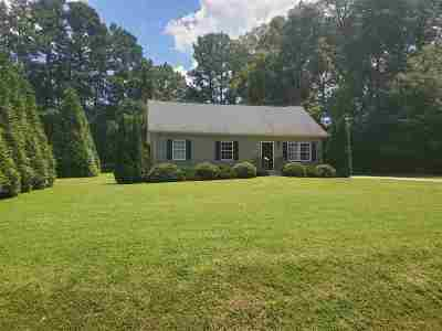 Spartanburg Single Family Home For Sale: 182 Walden Circle