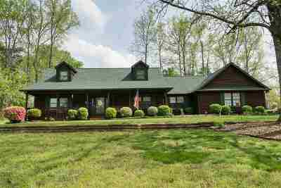 Inman Single Family Home For Sale: 138 Chestnut Lake Drive