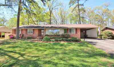 Spartanburg Single Family Home For Sale: 116 Cornelius Rd