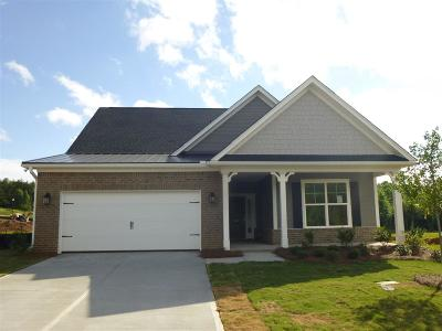 Duncan Single Family Home For Sale: 480 White Peach Way, Lot 45