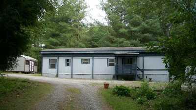 Campobello Mobile Home For Sale: 381 Monroe Bruce Farm