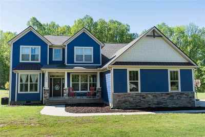 Inman Single Family Home For Sale: 135 Broken Chimney Road