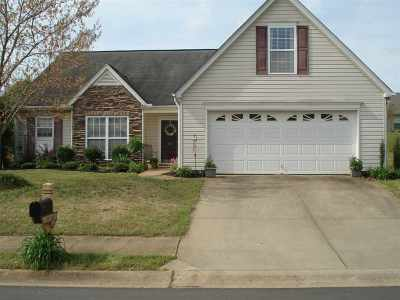 Spartanburg Single Family Home For Sale: 133 Dellwood Drive