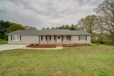 Chesnee Single Family Home For Sale: 390 Casey Creek Rd