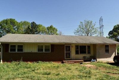 Spartanburg Single Family Home For Sale: 233 Norris Road