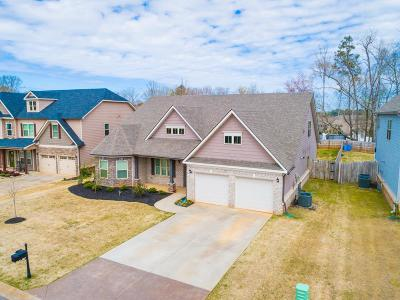 Easley Single Family Home For Sale: 145 Wild Hickory Circle