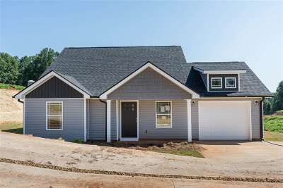 Greenville County Single Family Home For Sale: 45 Pamela Drive