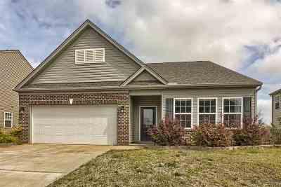 Lyman Single Family Home For Sale: 265 Hartleigh Dr