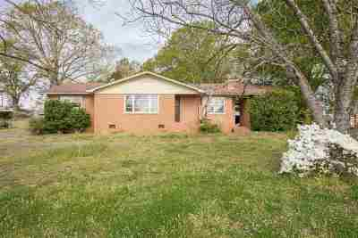 Woodruff Single Family Home For Sale: 9698 Hwy 221