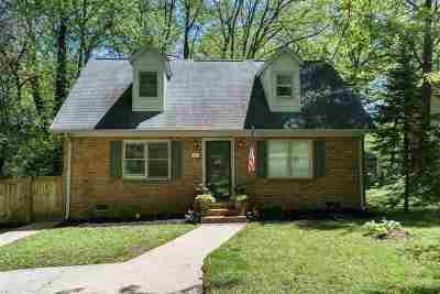 Greenville Single Family Home For Sale: 109 Scarlett Street