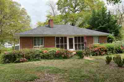 Chesnee Single Family Home For Sale: S 405 Florida Avenue