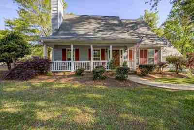 Spartanburg Single Family Home For Sale: 1201 Shoresbrook Road