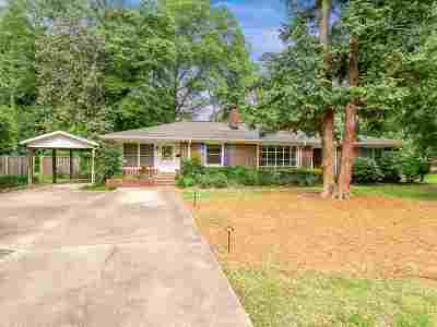 Spartanburg Single Family Home For Sale: 114 Greenbriar Road