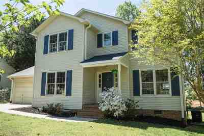 Simpsonville Single Family Home For Sale: 806 Powderhorn Road