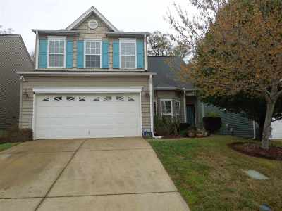 Spartanburg Single Family Home For Sale: 168 Dellwood