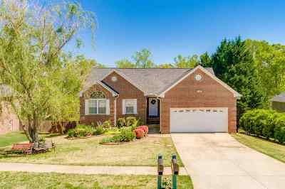 Moore Single Family Home For Sale: 273 Glen Crest