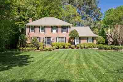 Spartanburg Single Family Home For Sale: 224 Cypress Creek Drive