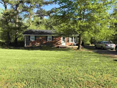 Chesnee Single Family Home For Sale: W 511 Manning Street