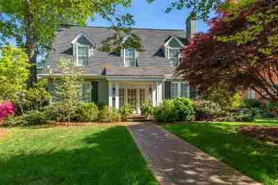 Spartanburg Single Family Home For Sale: 599 Otis Boulevard