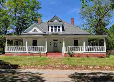 Inman Single Family Home For Sale: 172 Wingo St.