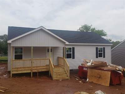 Greer Single Family Home For Sale: 2395 Racing Rd Lt 96