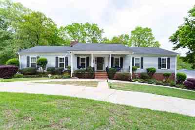 Spartanburg Single Family Home For Sale: 292 Heathwood Drive