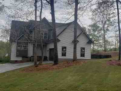 Inman Single Family Home For Sale: 543 Ben Johnson Rd Lt 3