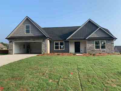Chesnee Single Family Home For Sale: 509 Sedona Ct