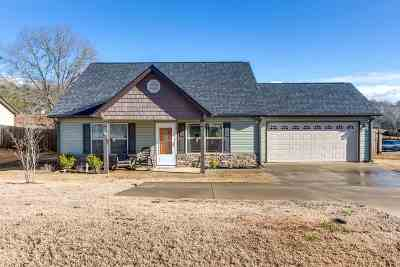 Wellford Single Family Home For Sale: 465 Gibbs Road