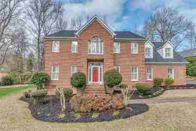 Greer Single Family Home For Sale: 113 Baucom Park Drive