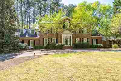 Spartanburg Single Family Home For Sale: 398 Montgomery Drive