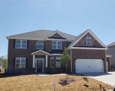 Simpsonville Single Family Home For Sale: 913 Willhaven Pl