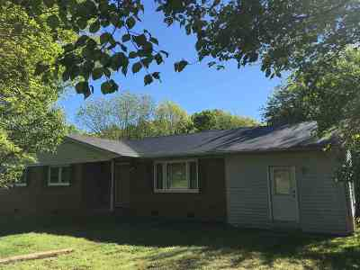 Spartanburg Single Family Home For Sale: 140 Shady Acres Road