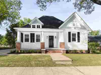 Greenville Single Family Home For Sale: 213 Asbury Avenue