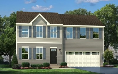 Greenville Single Family Home For Sale: 6 Torrington Drive