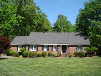 Spartanburg Single Family Home For Sale: 109 Marlin Dr