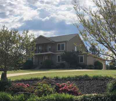 Inman Single Family Home For Sale: 116 Shore Heights Drive