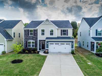 Simpsonville Single Family Home For Sale: 420 Fieldsview Lane